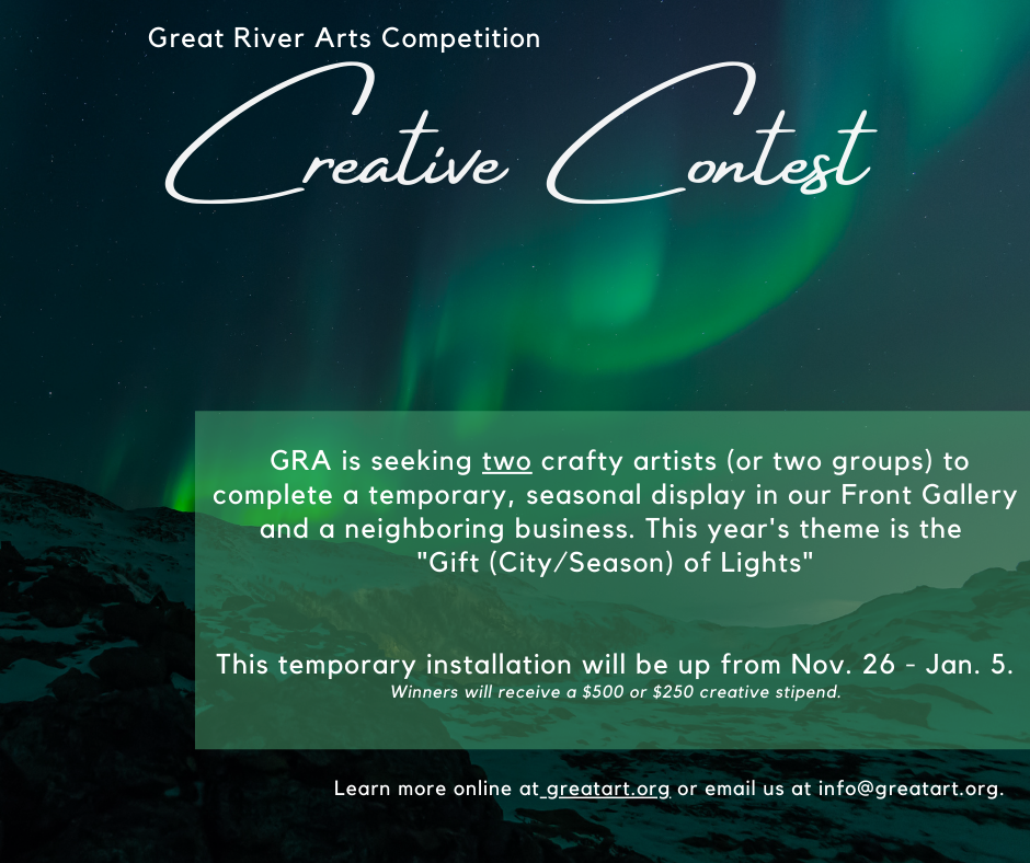 Creative Competition Winter Window Display Contest