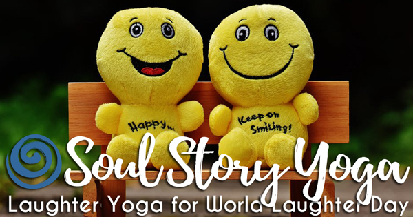 Event Promo Photo For Laughter Yoga for World Laughter Day